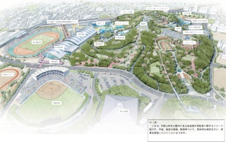 施設配置イメージ(資料:姫路市)