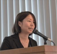 国際大学GLOCOMレジリエントシティ研究ラボ代表 櫻井美穂子氏(写真:柏崎吉一)