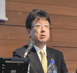 熊本市の大西一史市長(写真:柏崎吉一)