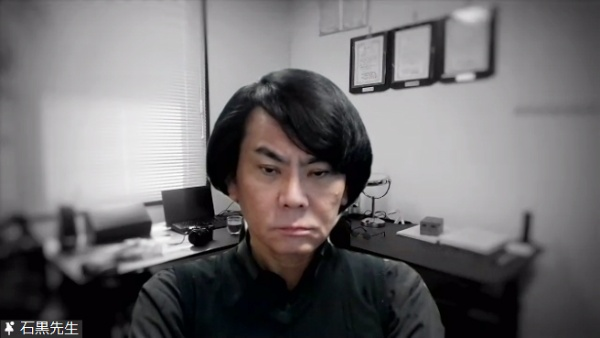 大阪大学大学院基礎工学研究科栄誉教授、ATR石黒浩特別研究所所長(客員)の石黒浩氏。これからは働き方の多様性が重要になると語った
