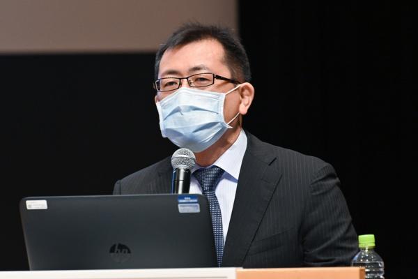 東京大学 高齢社会総合研究機構 機構長/未来ビジョン研究センター 教授の飯島勝矢氏
