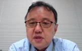 左から、コーディネーターを務めた日本大学特任教授の岸井氏、イオン北海道の関矢氏、大和ハウス工業の瓜坂氏(シンポジウムのオンライン画面より)