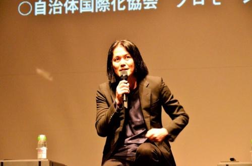 伏谷博之氏(写真:小林直子)