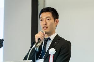 加古川市企画部情報政策課副課長の多田功氏(写真:山本尚侍)