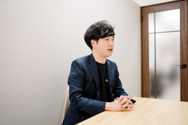 Ubie 共同代表取締役で医師の阿部吉倫氏(出所:Ubie)