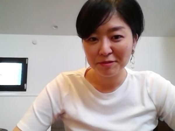 vivola 代表取締役CEOの角田夕香里氏(写真:オンライン取材画面のキャプチャー)