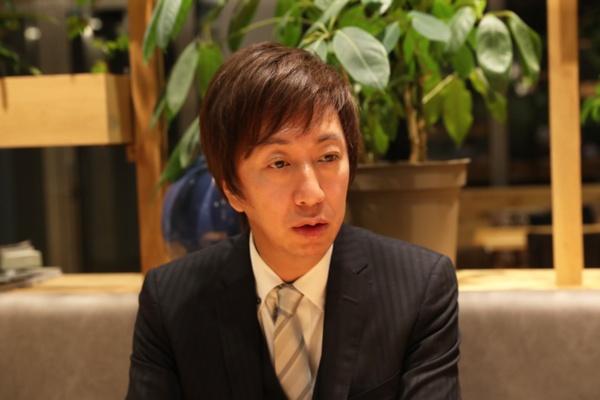 エイベックス・ヘルスケアエンパワーの保屋松靖人さん(写真提供:エイベックス・ヘルスケアエンパワー)