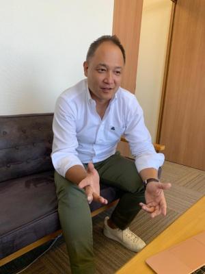 PST代表取締役の大塚寛氏(写真提供:PST)