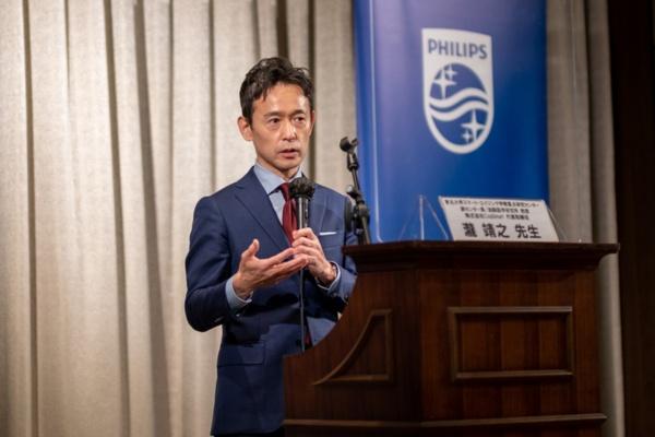 東北大学加齢医学研究所 教授/CogSmart代表取締役 瀧靖之氏