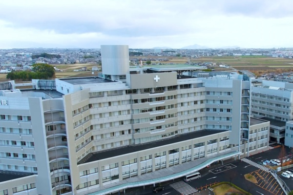 草津総合病院(出所:事例紹介ビデオのスクリーンショット)