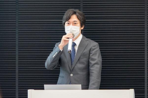 一般社団法人日本ケアテック協会代表理事の鹿野 祐介氏