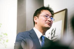 代表取締役CEOの長坂剛氏