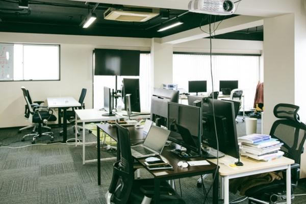 今回訪問したのは、東京・代々木にあるオフィス(写真:川島 彩水、以下同)