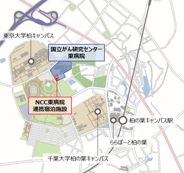 今回の宿泊施設の建設計画(出所:三井不動産)