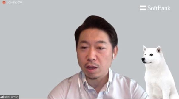 ソフトバンク テクノロジーユニット AI戦略室 ヘルスケアソリューション開発部 部長の浦野憲二氏