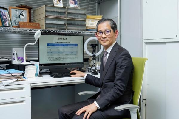 板倉敦夫(いたくら・あつお)氏<br>順天堂大学医学部産婦人科学講座教授