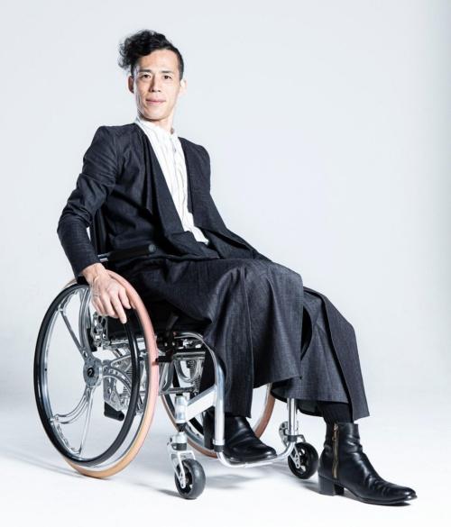 一般社団法人日本障がい者ファッション協会 代表理事 平林景氏(提供:日本障がい者ファッション協会)