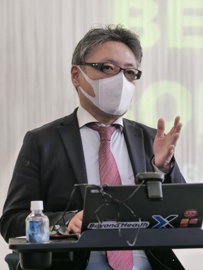 日経BP総研 戦略企画部長の高橋博樹