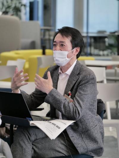 日経BP総研上席研究員の菊池隆裕