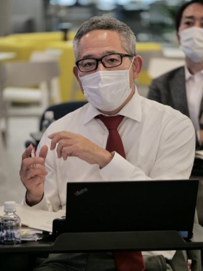 日経BP総研 社会インフララボ所長の徳永太郎
