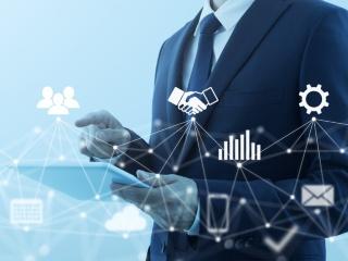 業務におけるオンライン化の進展―5年後の予測―