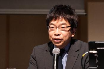 奈良県立医科大学 梅田氏