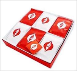 おかきの詰め合わせ「二〇〇七餅(にせんななべい)」のパッケージ