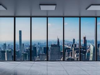 オフィススペースの削減―現状と5年後の予測―