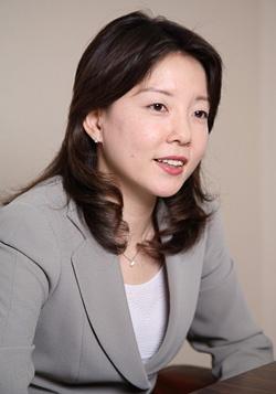 亀岡商会 常務取締役 亀岡幸子さん