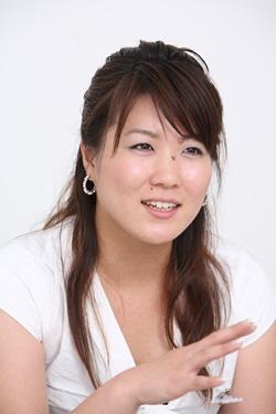 ユニクロ ユニクロ新宿三丁目店店長の西本理恵さん