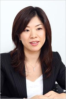 東京営業本部システム営業部マネージャーの渋谷直美さん