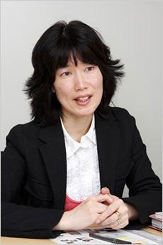 パイオニアコーポレートコミュニケーション部ブランドマネージメントグループ副参事の森里洋子さん
