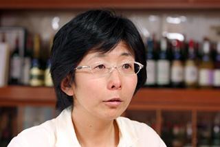 タケダワイナリー代表取締役社長の岸平典子さん(写真:山田 愼二、以下同)