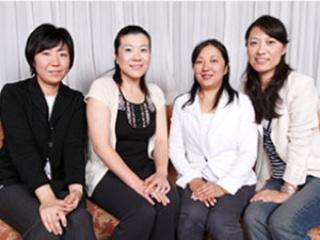 伊香保再生に賭ける、4人の跡取り娘
