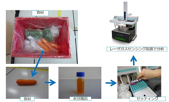 分析工程の概要(提供:NTTテクノクロス)