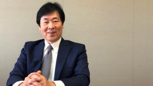 長期ビジョン「Compass2030」について語る、東京ガスの笹山晋一常務