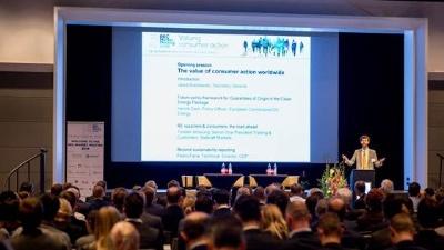 オランダ・アムステルダムで開かれた国際会議「REC Market Meeting 2019」