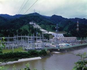 東京電力ホールディングスの信濃川水力発電所