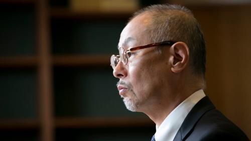 「大手電力の供給力独占はなんら変わっていない」と話す埼玉会長(写真:的野弘路)