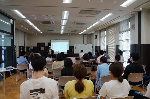 澤の湯のリノベーションアイデアコンペの様子(写真:守山 久子)