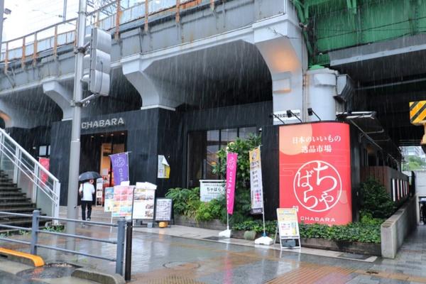 ここは神田青果市場の跡地で、青果市場の別名である「やっちゃ場」と「秋葉原」をかけ合わせて、「ちゃばら」と名付けられたのだとか(写真:青木 桂子)