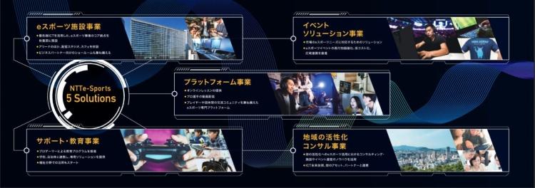 (資料:NTTe-Sportsの会社案内より)
