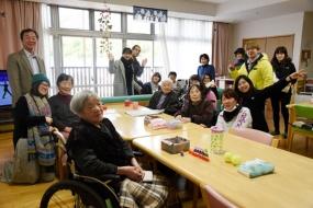 こちらはMEUTRALプロジェクトで実施してきた取り組みの一つ、「Social Good Camp 〜秘境の地域福祉探求ツアーin Miyoshi」の様子(写真は2018年9月に実施したツアーのもの)。