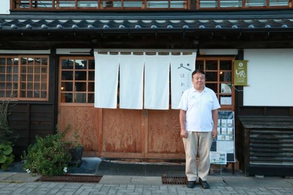 お話を伺ったNPO法人みなとしほがま事務局長の大和田庄治さん