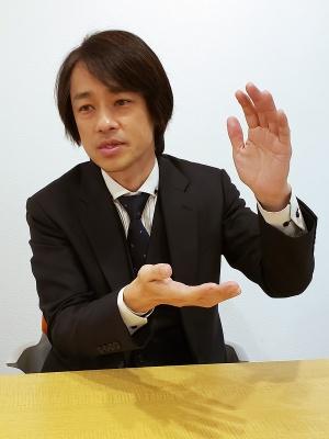 コマラジ代表の松崎学さん(写真提供:コマラジ)