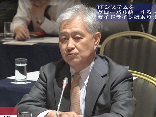 講演+議論「ITシステムの統一、日米の違いとは?」