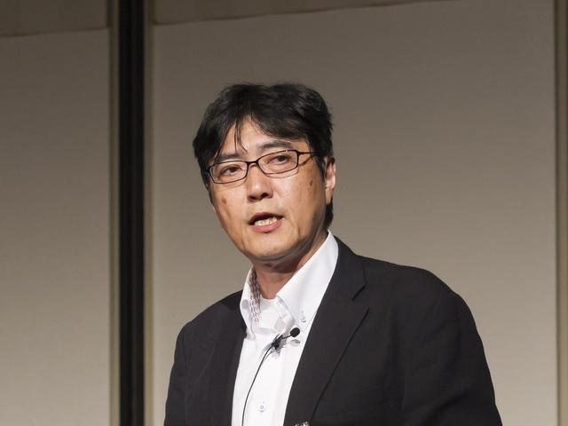 講演+議論「IoTデータ市場の設立に挑むオムロン」