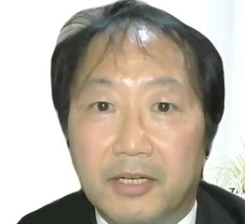 大山 水帆氏