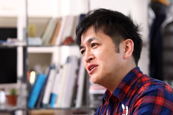 ZMP社長の谷口恒氏(写真:北山宏一)