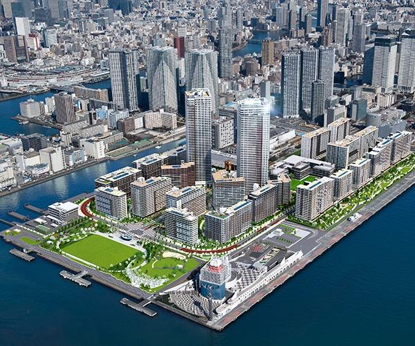 東京の未来をけん引する街 「HARUMI FLAG」(前編)